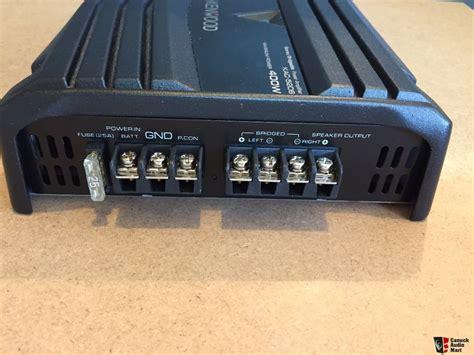 kenwood truck dealer audiophile budget car stereo system kenwood deck 4