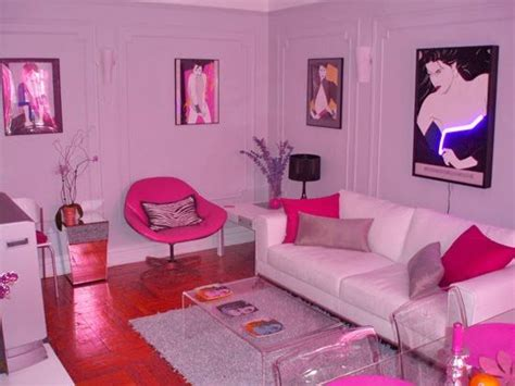 Pink Every Room by Pink Glam Room Decor Every Deserves