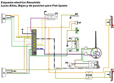 esquema instalacion electrica fiat 147 diesel computerlost