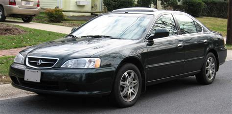 Acura Tl 2001 by 2001 Acura Tl Information And Photos Momentcar