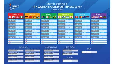 printable womens world cup bracket france