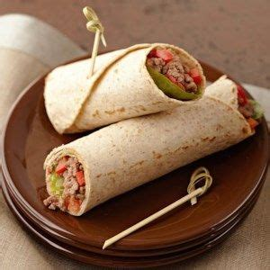 Here, 71 of the best ground beef recipes we could find. Mexican Roll-Ups | Recipe | Beef recipes, Diabetic recipe with ground beef, Ground beef recipes