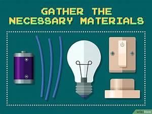 Come Creare Un Semplice Circuito Elettrico  14 Passaggi