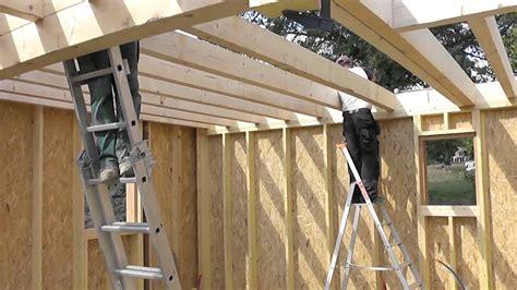 maison en bois les 233 de construction d une maison en bois
