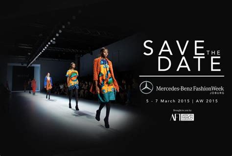 Mercedes-benz Fashion Week Johannesburg 2015 Starts