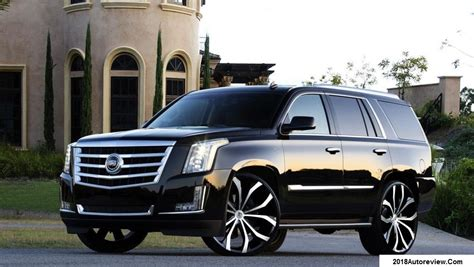 2018 Cadillac Escalade Changes And Release Date