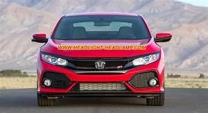 Honda Civic Halogen Standard Headlamp Upgrade Full Led Headlight Adapter Harness Wires Cable