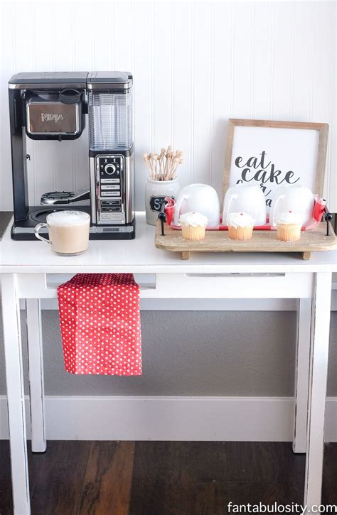 Small Bar Ideas by This Is For A Small Space Diy Coffee Bar Ideas