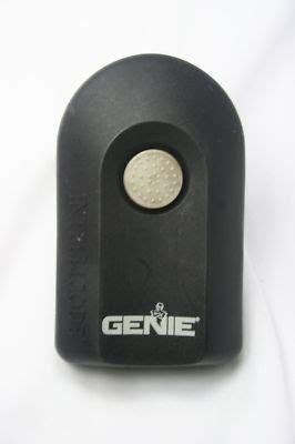 genie garage door opener remote radio1980 genie intellicode acsctg typ1 garage door