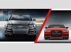 Compare the Audi A4 and Audi A6 Audi Clearwater near St
