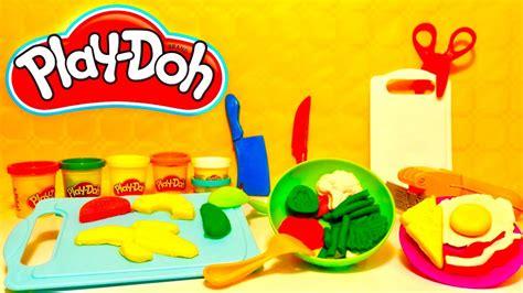ustensile pate a modeler p 226 te 224 modeler play doh les ustensiles de cuisine cr 233 ation de fruits et l 233 gumes en fran 231 ais