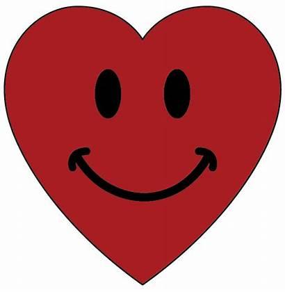 Smiley Heart Face Faces Clipart Hearts Smily
