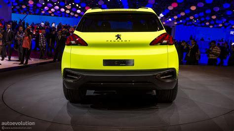 2018 Peugeot 2008 Concept Car Photos Catalog 2018