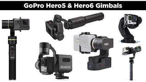 gopro hero hero hero gimbals overview review el producente