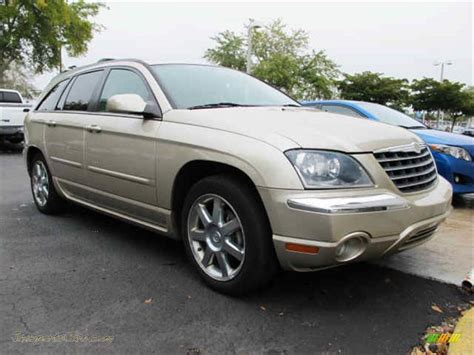2005 Chrysler Pacifica Limited by 2005 Chrysler Pacifica Limited Awd In Linen Gold Metallic
