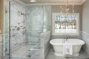 Houzz subway tile shower tile design ideas for Houzz com bathroom tile