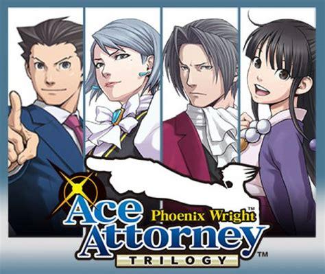 phoenix wright ace attorney trilogy review ds eshop