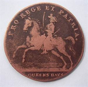 Coin De Finition Plinthe : 1793 british military token 39 queens bays norwich barracks 39 antique goodies ruby lane ~ Melissatoandfro.com Idées de Décoration
