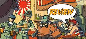 REVIEW: Atomic Robo and the Flying She-Devils of the ...