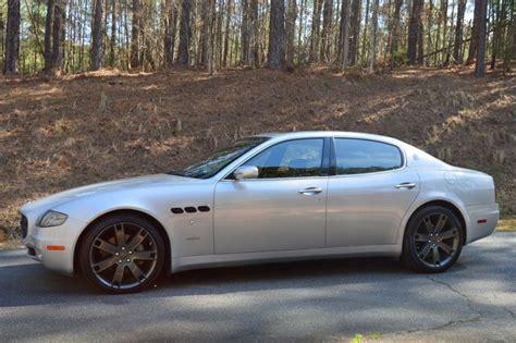 Purchase Used 2006 Maserati Quattroporte Sport Gt In