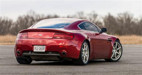2008 Aston Martin V8 Vantage For Sale On Bat Auctions