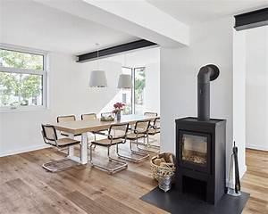 Weiße Stühle Esszimmer : tolle skandinavisch esszimmer heller holz esstisch mit esszimmerstuhl aus korbgeflechtund ~ Eleganceandgraceweddings.com Haus und Dekorationen