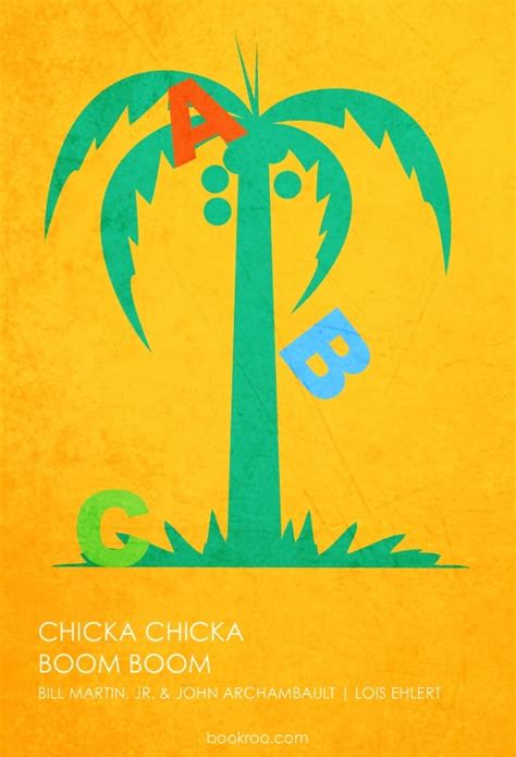 10 Minimalist Posters Of Famous Children's Books