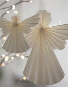 Christmas Origami Paper Angels