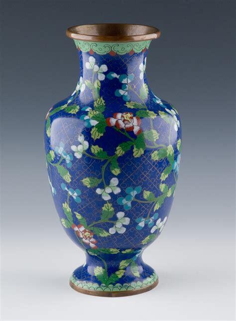 antique cloisonne vase
