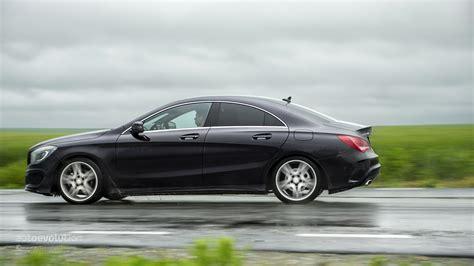 mercedes benz 2014 mercedes benz cla 200 cdi first drive autoevolution