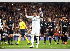 Sergio Ramos says critics should not write off Real Madrid
