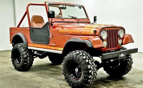 jeep cj renegade 1979 cj7 renegade jeep cj forums
