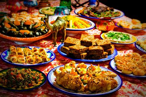 cuisine arabe 4 chef restaurants in dubai spice4life