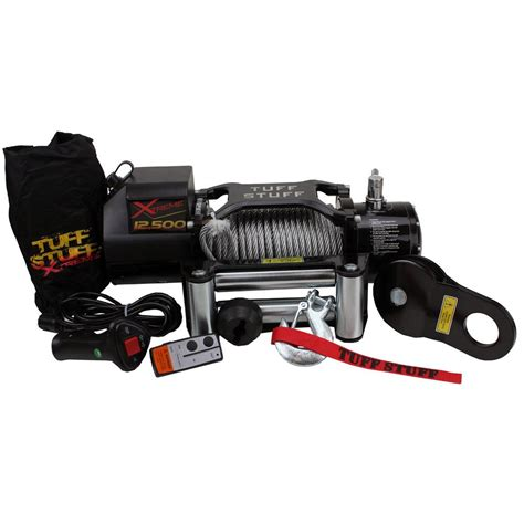 Tuff Stuff Winch Combo Xtreme Waterproof