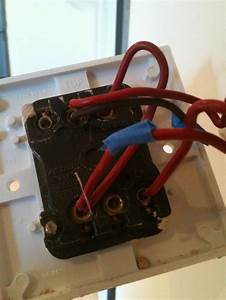 Wiring Of 1-way 2-gang Dimmer