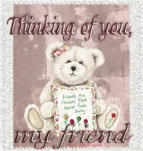 Thinking Of You My Friend Pictures, Photos, and Images for ...