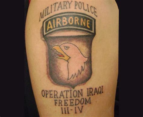 top  military tattoo designs