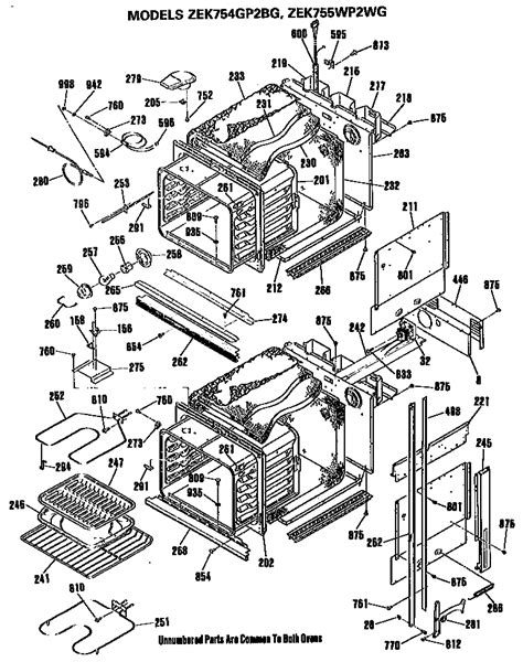 ge zekwpwg electric wall oven parts sears partsdirect