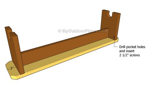 picnic bench plans  outdoor plans diy shed wooden