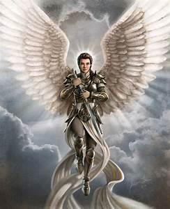 jason lee angel art | Guardian Angel | Warriors of God ...