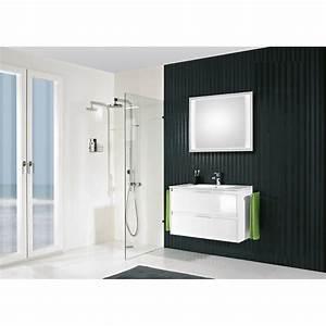 Meuble Salle De Bain 90 : meuble de salle de bain pelipal calypsos de 90 cm blanc calypsos blok 90 2w ~ Teatrodelosmanantiales.com Idées de Décoration