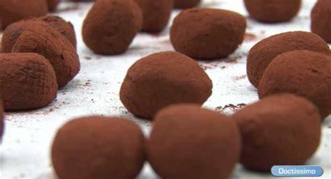 truffe au chocolat maison