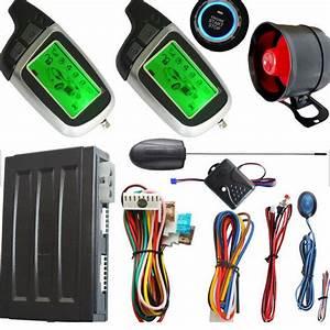 Smart Key System : 2 way smart key system with push button start alarm ~ Kayakingforconservation.com Haus und Dekorationen