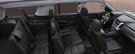 chevy suburban interior 2016 chevy suburban interior gm fleet