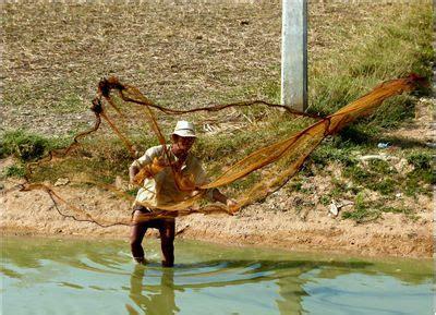 history  fishing net  types  fishing nets