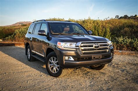 2018 Toyota Land Cruiser One Week Review