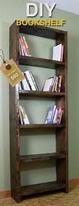 17, Simple, And, Amazing, Bookshelf, Plans