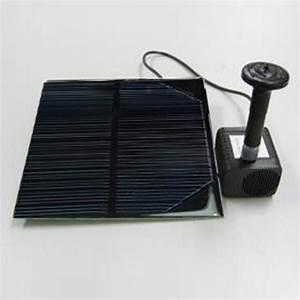 Pumpe Für Wasserspiel : solar pumpe wasserspiel springbrunnen ~ Buech-reservation.com Haus und Dekorationen