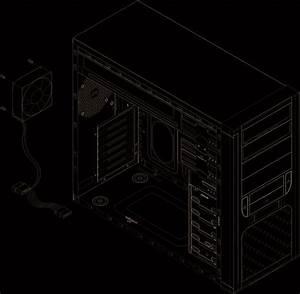 Atx Computer Case R7329 Manuals