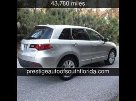 Used Cars In New Richey Fl by 2012 Acura Rdx Used Cars Craigslist Ta Orlando